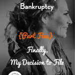 bankruptcy blog series