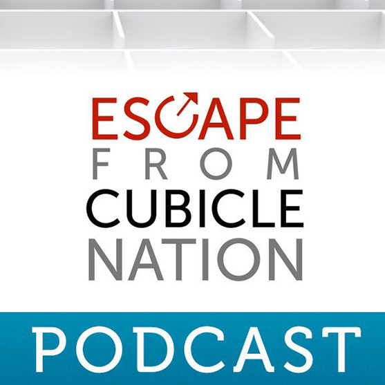 Escape From Cubicle Nation w/ Pamela Slim; The Price is Right Interview Series | Alexis Neely | Eyes Wide Open